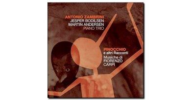 Antonio Zambrini Pinocchio e altri Racconti Abeat Jazzespresso 爵士杂志