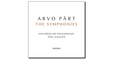 Arvo Part Symphonies ECM 2018 Jazzespresso 爵士雜誌