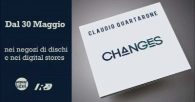 Claudio Quartarone Changes YouTube Video Jazzespresso 爵士雜誌