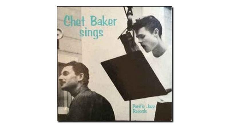 Chet Baker Sings Pacific Jazz Records 1954 Jazzespresso 爵士杂志