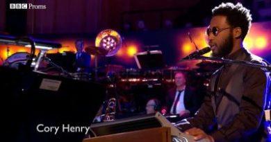 Cory Henry Billie Jean Live BBC YouTube Video Jazzespresso 爵士杂志