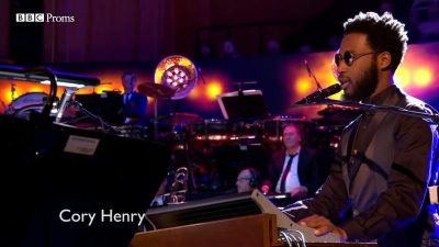 Cory Henry Billie Jean Live BBC YouTube Video Jazzespresso 爵士杂志