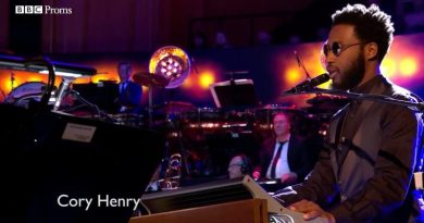 Cory Henry Billie Jean Live BBC YouTube Video Jazzespresso Magazine