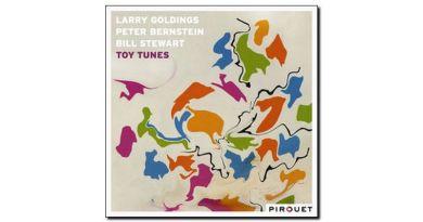 Goldings, Bernstein, Stewart Toy Tunes Piroquet Jazzespresso 爵士雜誌
