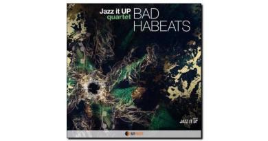 Jazz It Up Quartet Bad Habeats Alfa Music 2018 Jazzespresso 爵士杂志