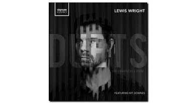 Wright Duets for Vibraphone & Piano feat Downes Signum JExp 爵士杂志