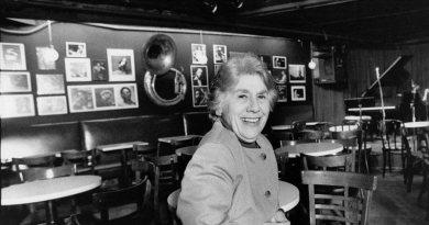 Lorraine Gordon 2018 Village Vanguard Jazzespresso 爵士雜誌