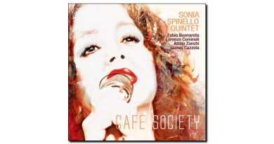 Sonia Spinello Quintet Cafe Society Abeat 2018 Jazzespresso Magazine