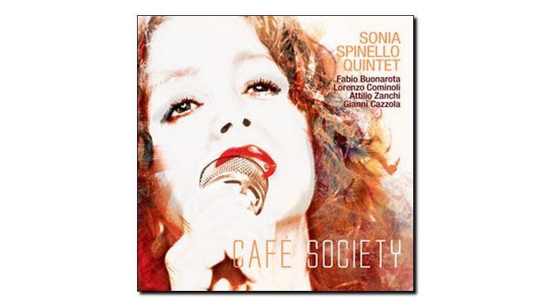 Sonia Spinello Quintet Cafe Society Abeat 2018 Jazzespresso Magazine