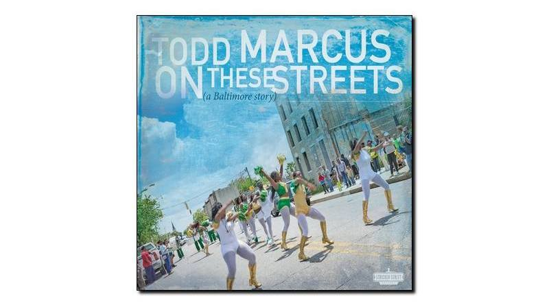 Todd Marcus These Streets Baltimore Story Stricker Street JEspresso Mag