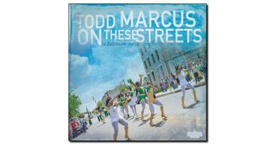 Todd Marcus These Streets Baltimore Story Stricker StreetJEspresso Rev