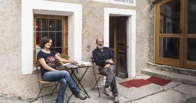 Grangia Fest Jazzespresso 專訪 Alessandra Rasetti Maurizio Zucca Cantina Alpina