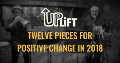 Twelve Pieces Positive Change 2018 YouTube Jazzespresso 爵士雜誌