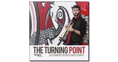 Bottacchiari Quartet Turning Point Tosky Jazzespresso 爵士杂志