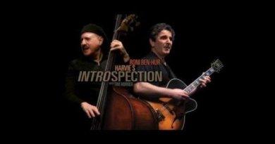 Harvie S Roni Ben-Hur Introspection YouTube Jazzespresso Revista Jazz