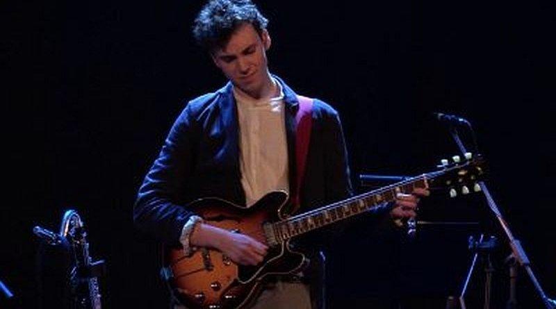 Luca Zennaro Riga Jazz Stage 2017 YouTube Video Jazzespresso 爵士杂志