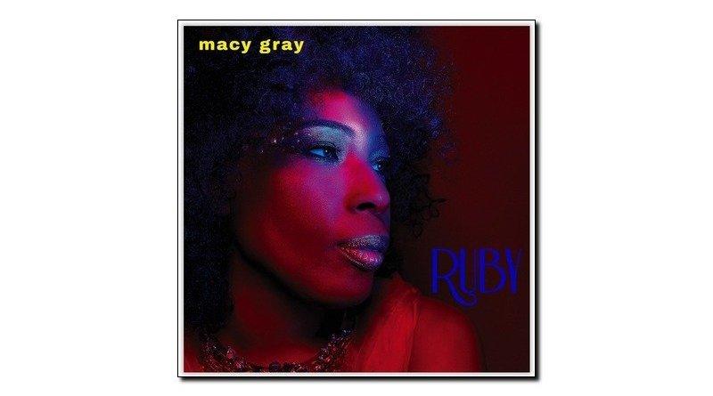 Macy Gray Ruby Mack Avenue 2018 Jazzespresso 爵士杂志
