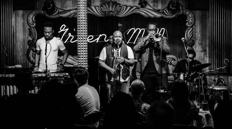 Seattle Earshot Jazz Festival 2018 EE. UU. Jazzespresso Revista Jazz