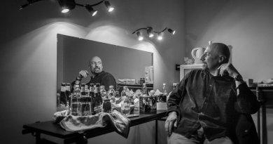 Enzo Zirilli 2017 Retrato Carlo Mogavero Jazzespresso Revista Jazz