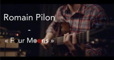 Romain Pilon Four Moons YouTube Video Jazzespresso 爵士杂志