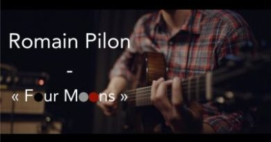 Romain Pilon Four Moons YouTube Video Jazzespresso Revista Jazz