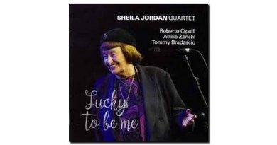 Sheila Jordan Quartet Lucky to Be Me Abeat 2018 Jazzespresso 爵士杂志