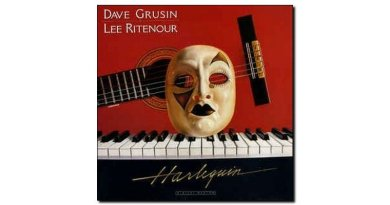 Dave Grusin, Lee Ritenur <br/> Harlequin <br/> GRP Records, 1985