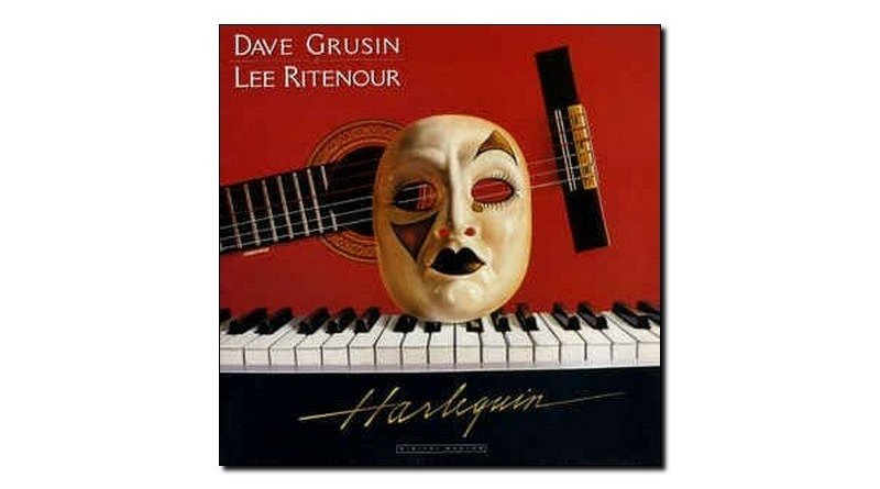 Dave Grusin Lee Ritenur Harlequin GRP Records 1985 Jazzespresso Mag