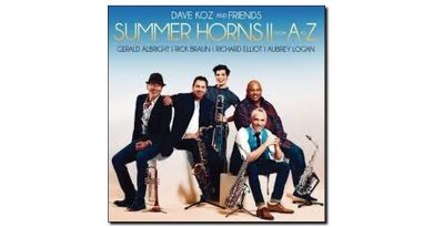 Koz and Friends Summer Horns II Concord Jazzespresso Revista
