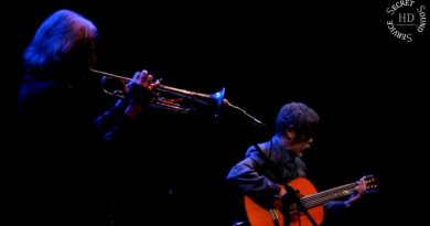 Enrico Rava Irio de Paula Estate TLR JAZZ 2014 YouTube Jazzespresso 爵士杂志