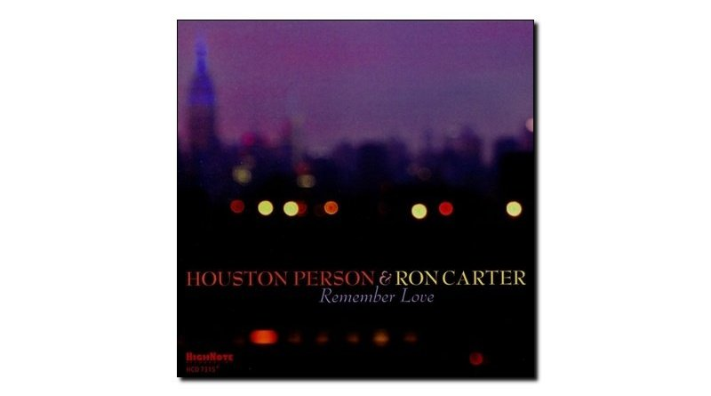 Person Carter Remember Love HighNote Jazzespresso 爵士雜誌