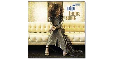 Kandace Springs Indigo Blue Note 2018 Jazzespresso Revista