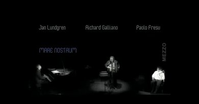 Lundgren, Galliano, Fresu <br/> Mare Nostrum <br/> Live @ Grenoble Jazz festival, 2009