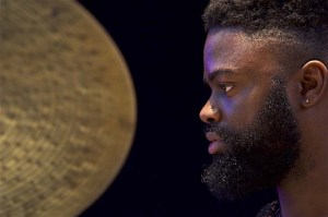 Marcus Gilmore Charlie Parker Festival NY Melanie Futorian Interview 2018 Leonardo Schiavone Jazzespresso Jazz