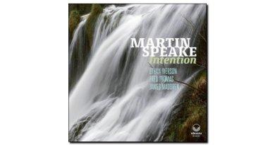 Martin Speake Intention Ubuntu 2018 Jazzespresso Revista