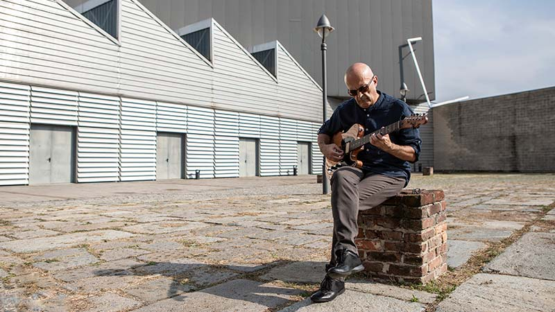 Moreno D'Onofrio 爵士音樂人物肖像攝影 Fabrizio Cirulli Jazzespresso