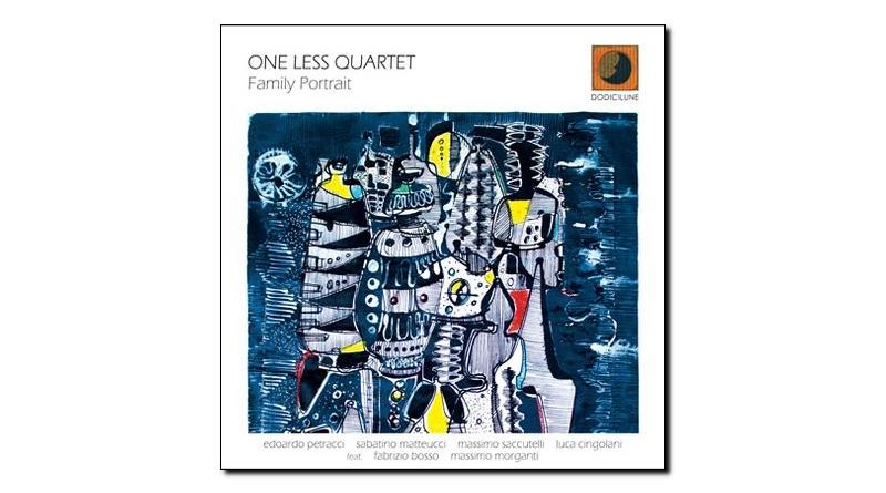 One Less quartet Family Affair Dodicilune 2018 Jazzespresso 爵士雜誌