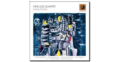 One Less quartet Family Affair Dodicilune 2018 Jazzespresso 爵士杂志