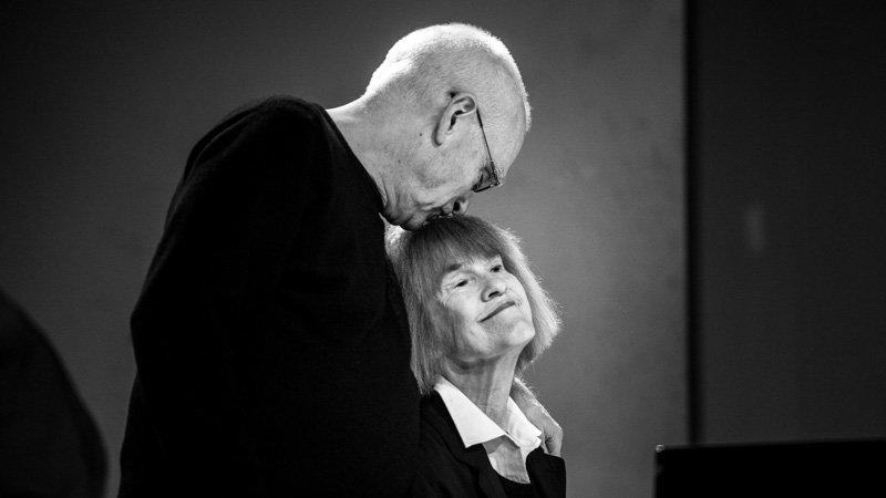 Carla Bley & Steve Swallow 2014 Portrait Antonio Baiano Jazzespresso