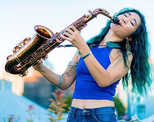 Frank Morgan Taos Jazz Festival 2018 Jazzespresso Jazz Magazine