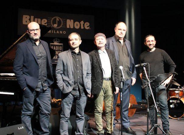Concierto de Claudio Fasoli Samadhi Quintet JazzEspresso Revista Jazz