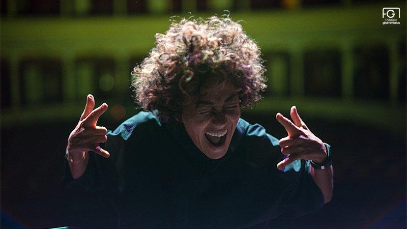 Maria João 爵士音樂人物肖像攝影 Fabrizio Giammarco