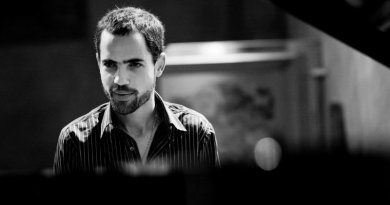 Nitai Hershkovits 爵士音樂人物肖像攝影 Barka FabianovaJazzespresso