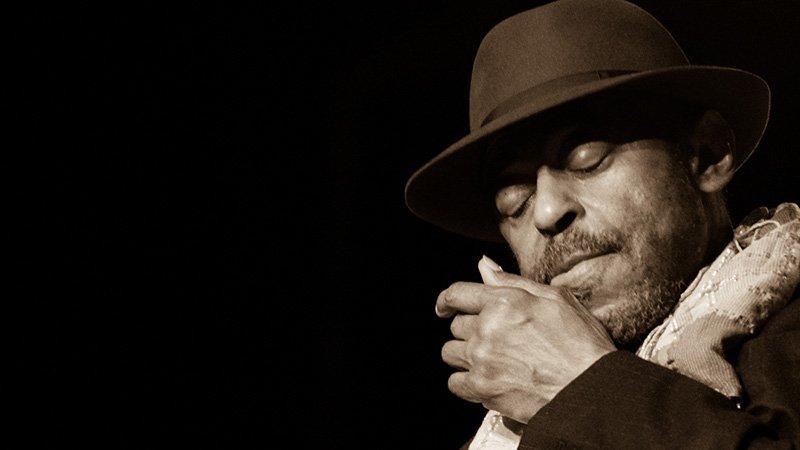 Archie Shepp 爵士音樂人物肖像攝影 Silvia Papa Giachello