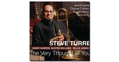 Steve Turre Very Thought of You Smoke Session Jazzespresso Magazine