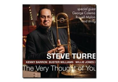 Steve Turre <br> Very Thought of You <br> Smoke Session, 2018