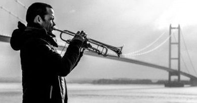 Height Reeds Sound Journey Humber Bridge YouTube Video Revista Jazz