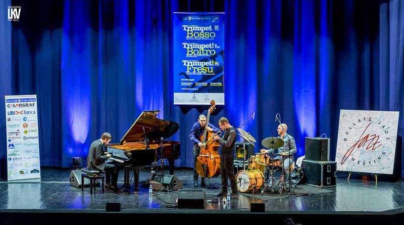 Fabrizio Bosso Bollate Jazz Live Reportage Vantusso Jazzespresso
