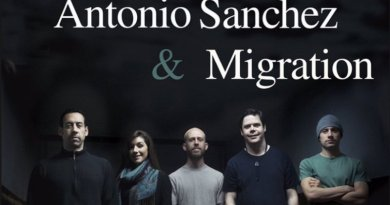 Antonio Sánchez & Migration <br/> Lines in the Sand