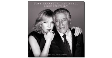 Diana Krall Tony Bennett Love Is Here To Stay Verve JEspresso 爵士杂志